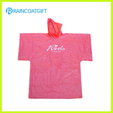 Promotion Cheap Disposable PE Raincoat