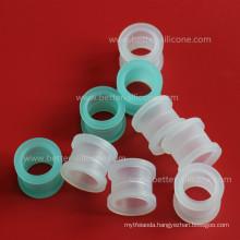 Elastomer Plastic Silicone Rubber Bushing