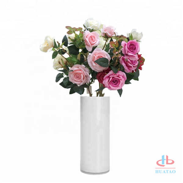 Silk-rose-flowers-artificial-decoration