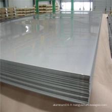 5456 plaque antidérapante en alliage d'aluminium