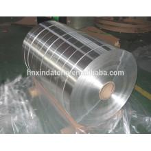 Bande étroite en aluminium