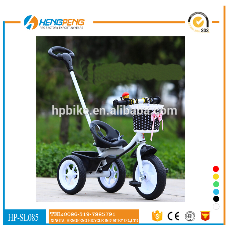 Model baru baby tricycle / kids 3 wheel bikes / Balance kids tricycle