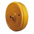 Peças sobressalentes do material rodante do trator / guindaste sobre esteiras Roda dentada