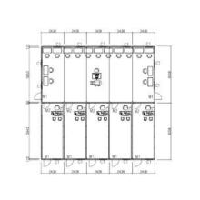 Military Modular Dry Container Camp For Meeting Room With S