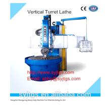 Tourneur à tourelle verticale d'occasion à vendre avec le meilleur prix en stock offert par la grande fabrication de tours à tourrettes verticales