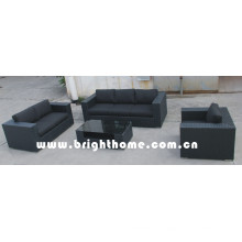 Best Sell Outdoor Wicker Furniture Patio Sofa Set Bp-830