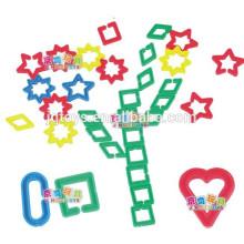 JQ Desenvolvimento intelectual link link brinquedo