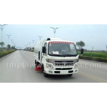 Foton 4x2 street sweeper truck for sale