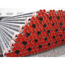 Api 5l gr b tubo de aço sem costura na china