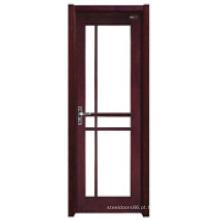 Porta interior de madeira (HDD-003)