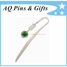 Colors Cloisonne Metal Bookmark in Nickel Plating (bookmark-001)