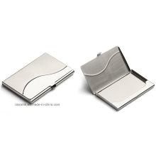 Elegante titular de cartão de aço inoxidável (BS-S-020)