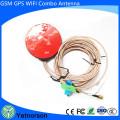long range combination gps gsm antenna 100 dbi wifi antenna adapter