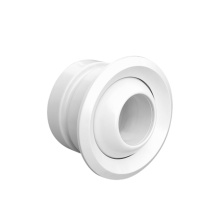 HVAC System Round ABS Spherical Air Vents Tuyere
