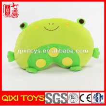 U-shaped kids frog pillow cartoon animal kids pillow