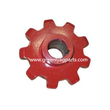 143960A1 Case-IH Grain Elevator Chain 9 tooth Sprocket