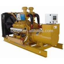 Генератор дизельный 400 кВт работает на Китай фирменное shangchai