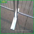 Certification de toponyence Australia clôture temporaire (usine) iso 9001 panneau de clôture temporaire