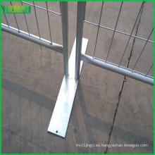 Tuv & ce certificación Australia valla temporal (fábrica) iso 9001 panel temporal de la cerca