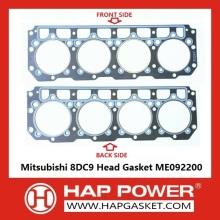 Mitsubishi 8DC9 Kopfdichtung ME092200
