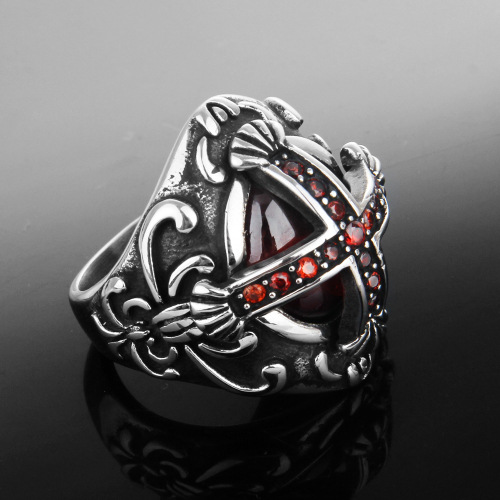 Stainless Steel Printing Ring