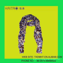 Accessoires de mode --- print Foulard écharpe - Beaux foulards en soie aux couleurs vives et vibrantes!