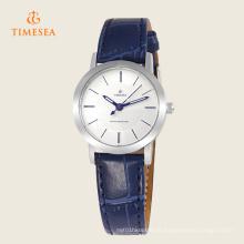Relógios casuais 71117 da forma clássica dos negócios do relógio de pulso das senhoras