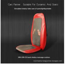 Intelligent Massage Cushion with 3D 3D Simulated Hand Massage