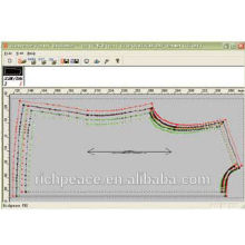 Sistema de CAD de la ropa de Richpeace