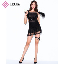 Good Quality for Women'S Sexy Chemises Seductive Ladies Lingerie Dress With Maid feather duster supply to United States Manufacturers