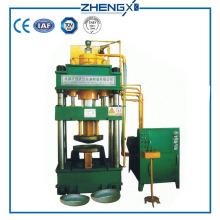 Presse hydraulique de 4 colonnes pour la couverture principale 100T