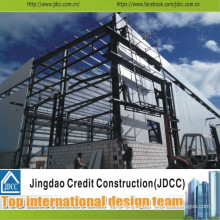 Heat Insulated Steel Structure Workshop