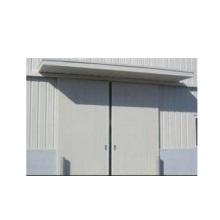 Porta de madeira ou porta de chumbo Porta automática