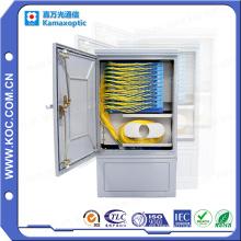 Gabinetes de distribución de fibra óptica de 144fibras