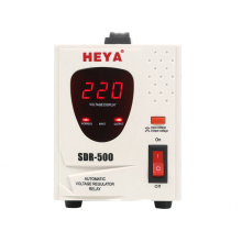 SDR SDR 1000VA 800W Single Phase Relay Control Full AC Automatic Voltage Regulator Stabilizers AVR