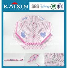 Safety Manual Open Straight Rain Umbrella