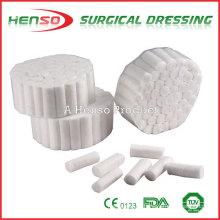 Хенсо-абсорбирующий стоматологический хлопок-ролл