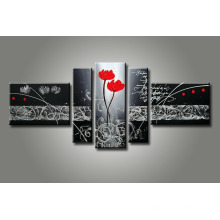 Hot Sale Wholesale Large Abstract Oil Painting