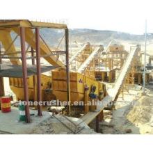2012 usine complète de production de pierre / usine de broyage