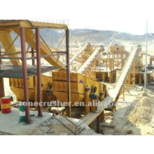 2012 Stone complete production line/rock Crushing Plant factory