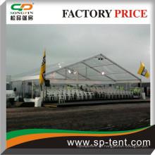 Clear Top Zelt 20x40m für Hochzeitsfeier und Abendveranstaltungen von China Fabrik