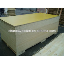 18mm Melamine paper laminated plywood