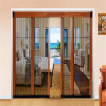 Aluminum Sliding Door with Mosquito Net