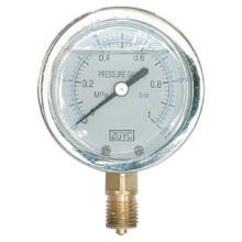 Anti-Vibration Pressure Gauge