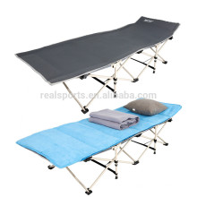 Soft Folding Military Bed Easy Open Folding Guest Bed For Adult Cot Bed