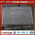 Alto rendimiento de barra y placa Excavadora Refrigerador de aceite Núcleo hidráulico