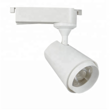 Modern Adjustable Magnetic Aluminium Housing Dimmable Rail Cob 20w Led Track Light