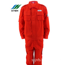 Antistatic Red Man's Coat