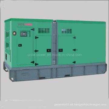 El CE aprobó el sistema de generador diesel 750kw accionado por CUMMINS