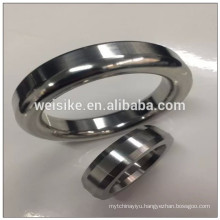 Corrosion resistance low hardness METAL RING GASKET